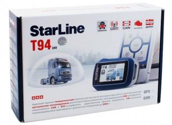 StarLine T94 сигнализация для грузовых а/м