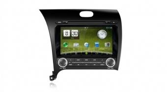 Штатное головное устройство Kia Cerato 13+ Carpad Duos на Android 4.1 / WINCE 6.2