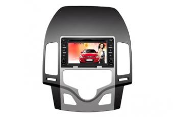 Штатное головное устройство i-force для Hyundai I30 Automatic