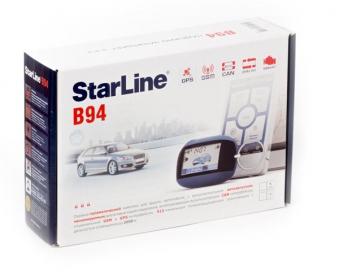 Автосигнализация  с автозапуском StarLine B94