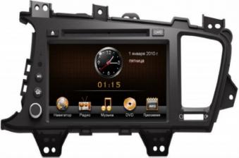 Штатное головное устройство Intro CHR-1812 K5 Kia optima 2012+