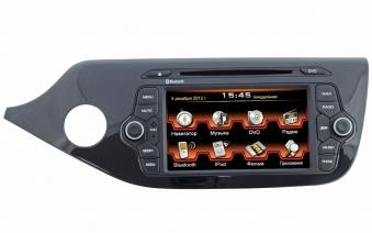Штатное головное устройство Intro CHR-1892 CD Kia Ceed 2012+