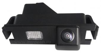 Камера заднего вида MyDean VCM-418C для KIA Rio (хетчбек)
