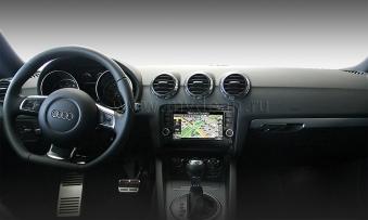 Штатное головное устройство MyDean для Audi TT
