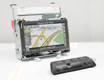 Штатное головное устройство MyDean 7107 для Land Rover Freelander 2