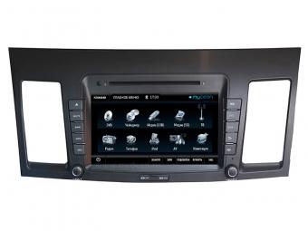Штатное головное устройство MyDean 7183 для Mitsubishi Lancer X (-2012)