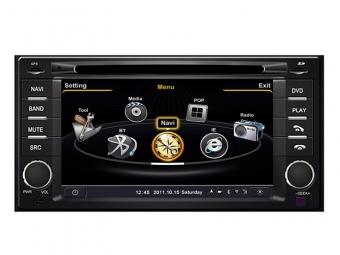 Головное устройство MyDean 1062 для Subaru Impreza WRX, Subaru Impreza STI, Subaru Impreza XV