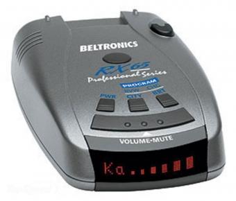 Beltronics RX65i Red