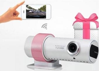 Видеорегистратор BlackVue Wi DR500GW-HD Wi-Fi White