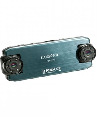 видеорегистратор CanSonic FDV-700 GPS