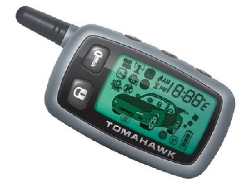 Сигнализация томагавк tw 9030 инструкция