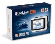 Автосигнализация  с автозапуском StarLine E90 GSM