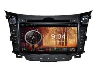 Штатное головное устройство MyDean AND3156  для Hyundai i30 (2012-)