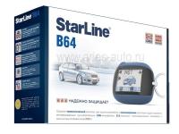 Автосигнализация StarLine B64